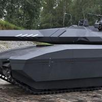 Polish PL-01 concept tank looks like something out of a video game