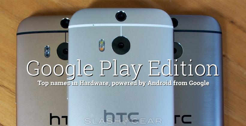 HTC One M8 Google Play Edition detailed: duo camera intact
