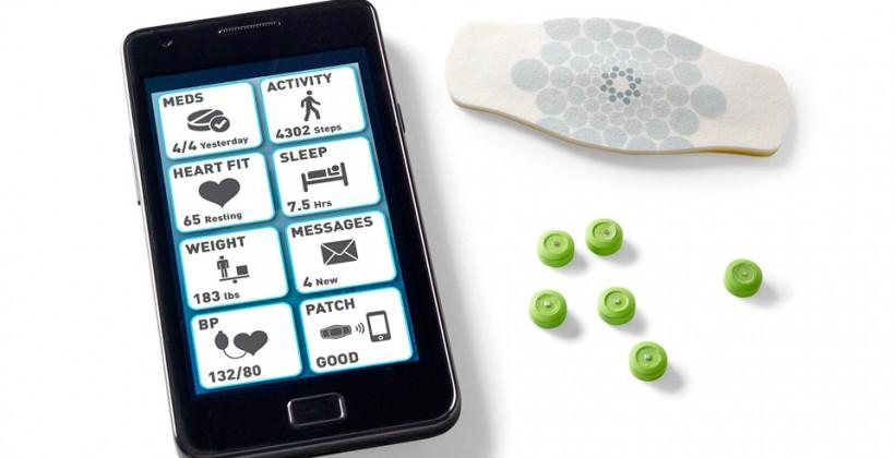 Smart pills near launch as Proteus inks production plans