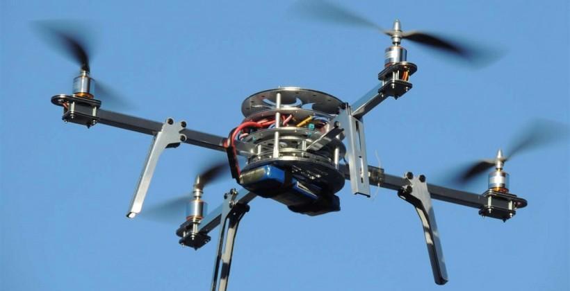 Snoopy drone pilfers smartphone data