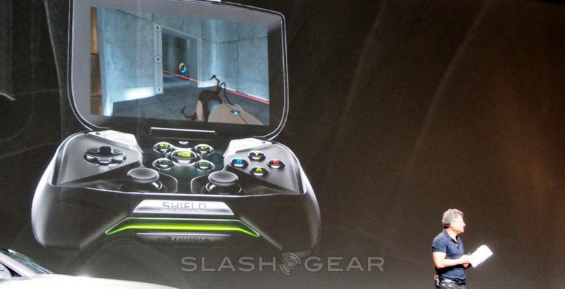 Valve ports Portal to NVIDIA SHIELD