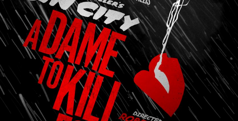 Sin City: A Dame to Kill For trailer goes red, blue, and black