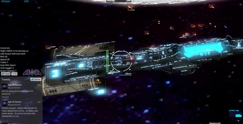 Age of Ascent aims at world record for largest video game battle