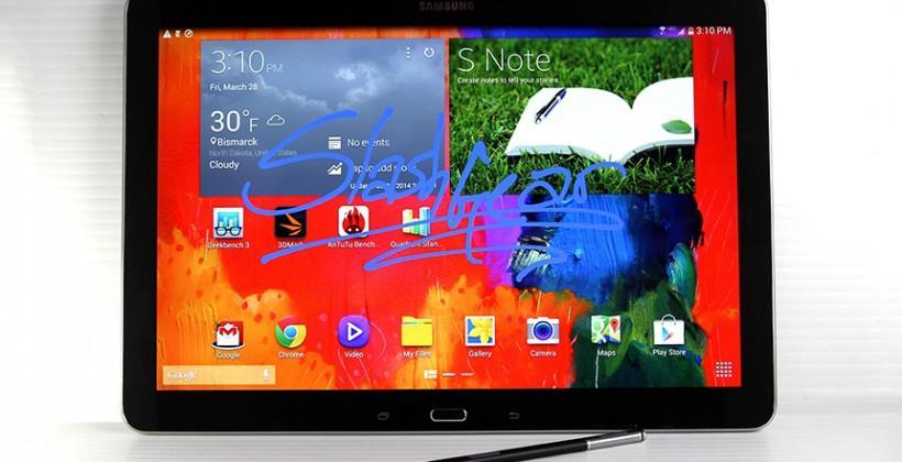 Samsung Galaxy Note Pro 12.2 LTE (Verizon) Review