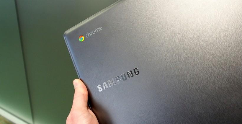 Samsung Chromebook 2 13.3 hands-on and first-impressions