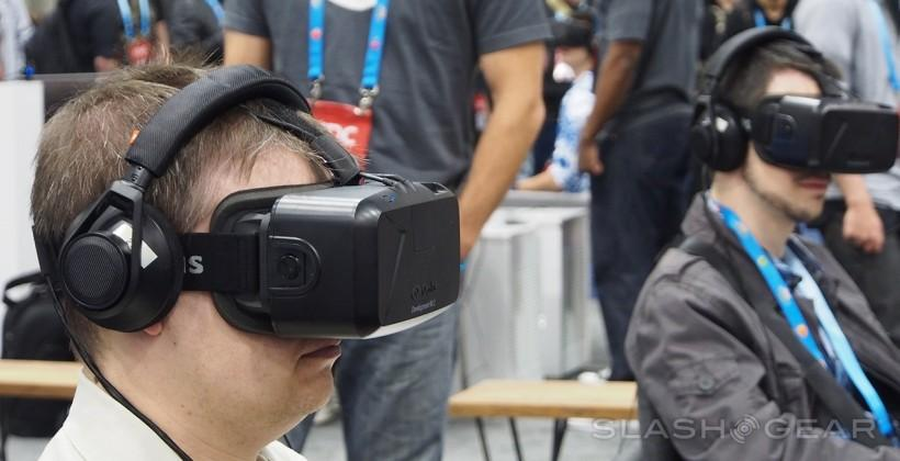 Oculus Rift DK2 hands-on and first-impressions
