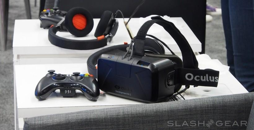Facebook buys Oculus for Rift VR social