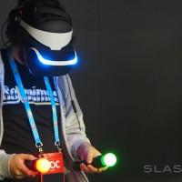 Project Morpheus GDC 2014 presentation video shared in full