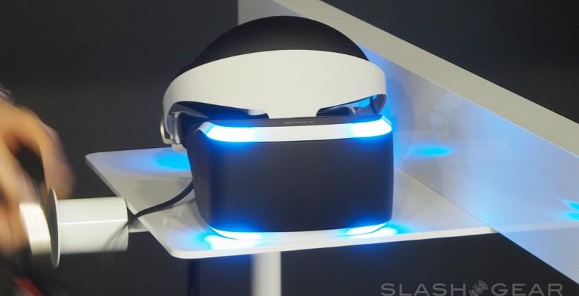 Project Morpheus hands-on: Wearing PS4′s VR future