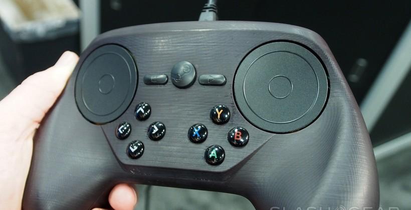 Valve SteamOS Controller 2 hands-on: still weird, getting smoother