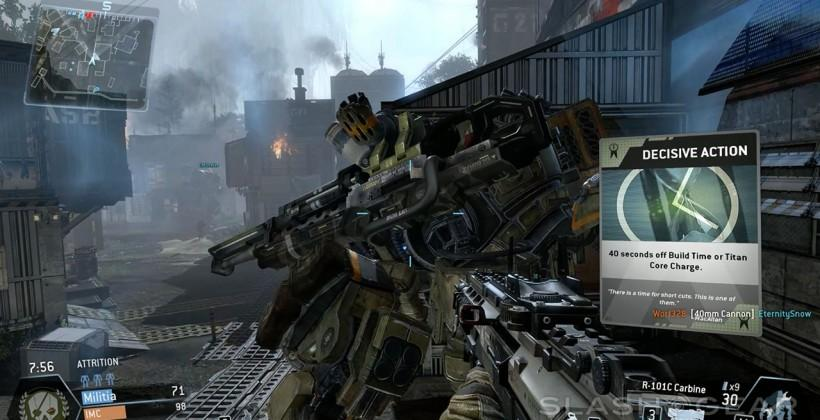 Microsoft's Titanfall barrage continues: 8-bit games and bundle slashes