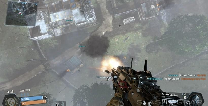Five key takeaways from our Titanfall Review