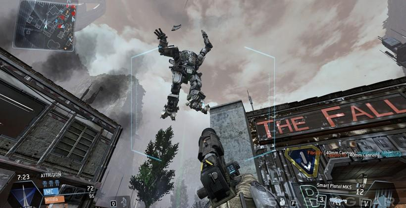 Xbox Live down as Titanfall launches