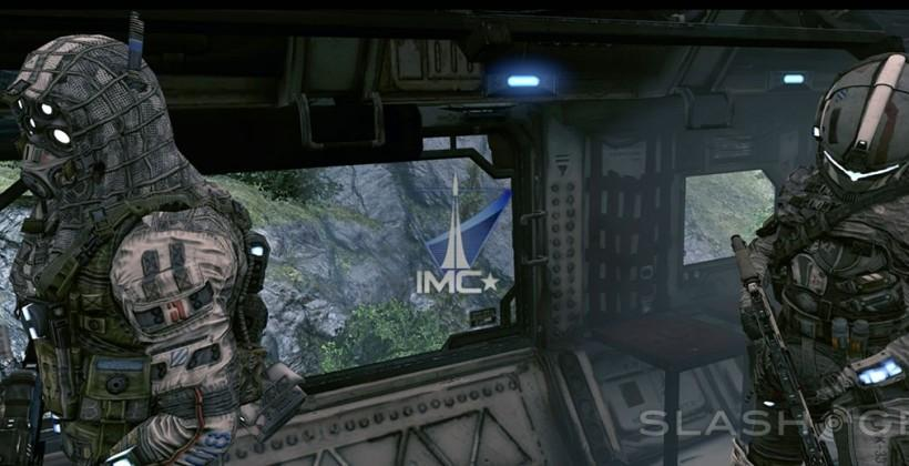 Titanfall for Mac OS X: a possibility