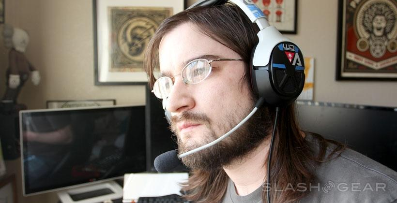 Turtle Beach Titanfall Earforce Atlas Gaming Headset Review