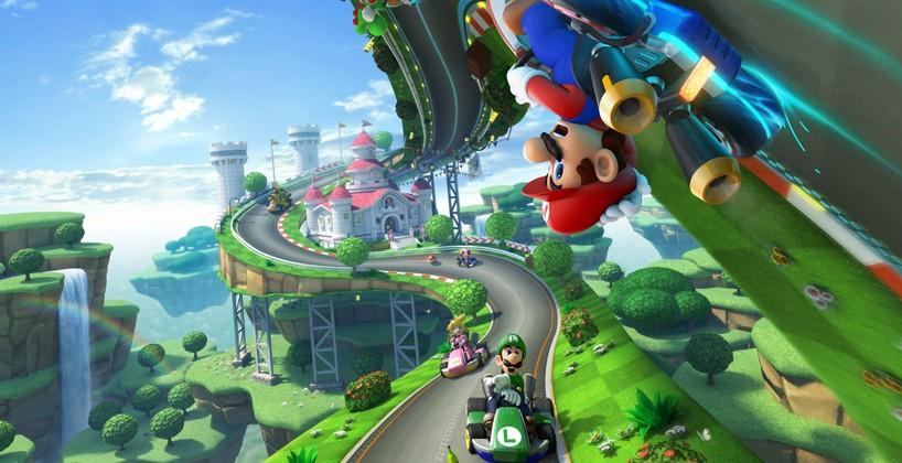 Nintendo deny Mario Kart 8's early release