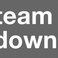 Steam is down, it's not just you