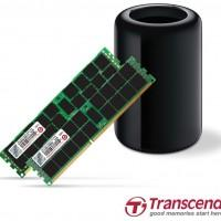 Transcend launches DDR3 RDIMM for new Mac Pro