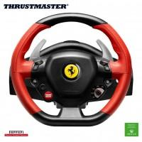 Thrustmaster Ferrari 458 Spider Racing Wheel supports Xbox One