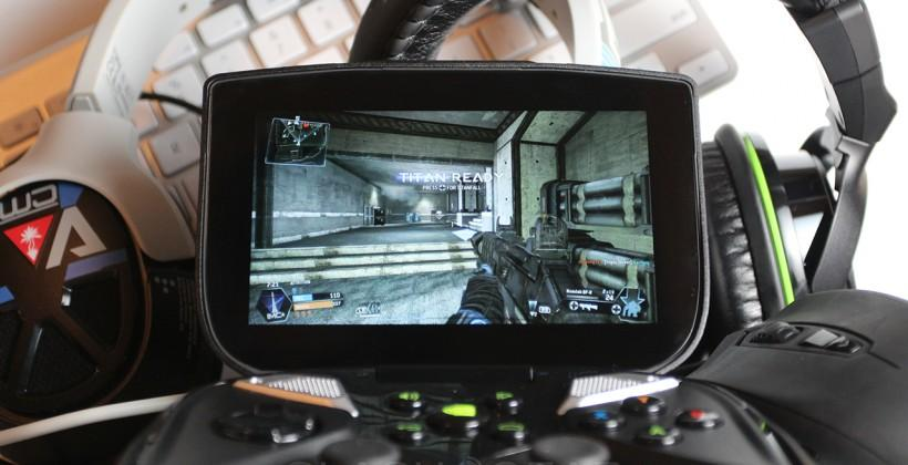 NVIDIA SHIELD enables Bluetooth Keyboard and Mouse