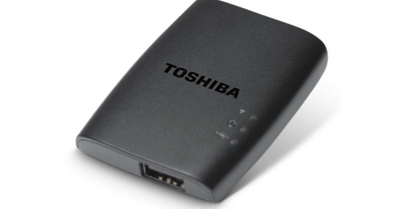 Toshiba Canvio turns any external drive into a streaming hub