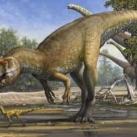 New species of carnivorous dinosaur discovered in Europe called Torvosaurus gurneyi