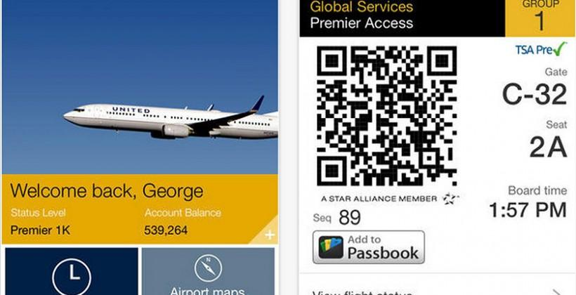 United Airlines free movie initiative not limited to iOS