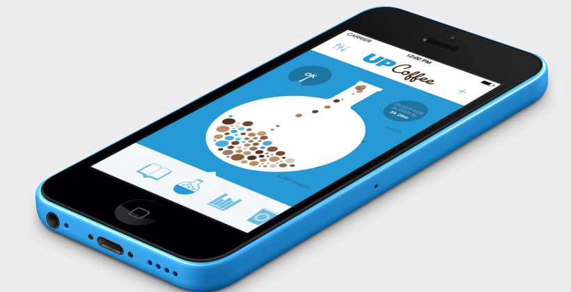 Jawbone UP Coffee quantifies your caffeine addiction