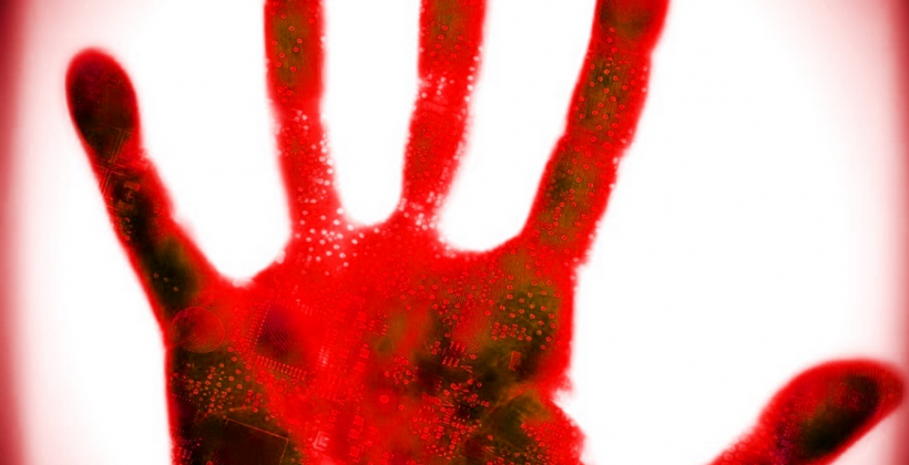 Fujitsu smartphones to use palm-vein scanners in the future