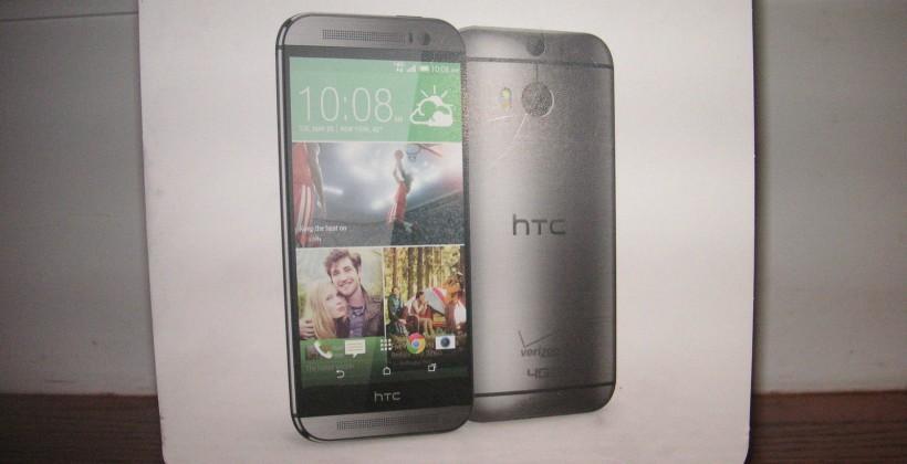 New HTC One escapes onto eBay in Verizon form
