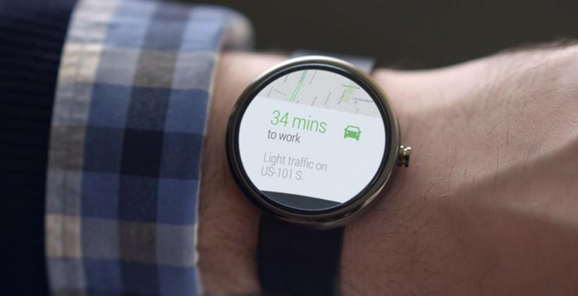 Android Wear: Google's wearables play revealed