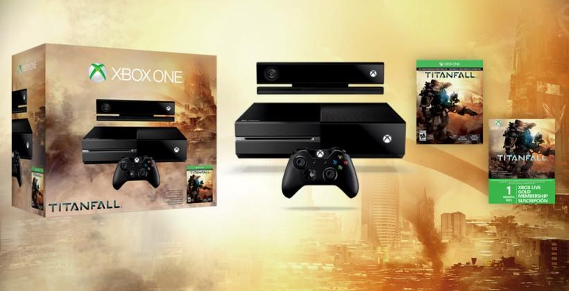 Xbox One Titanfall bundle aims to match PS4's success