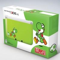 Nintendo Yoshi Edition 3DS XL lands March 14