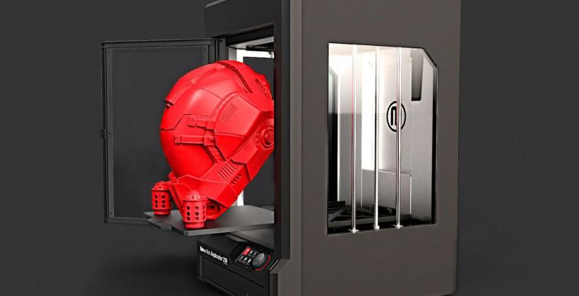 MakerBot Replicator Z18 3D printer hits pre-order