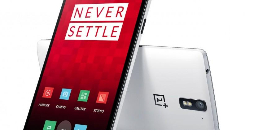 OnePlus One smartphone features Snapdragon 801 CPU and CyanogenMod 11S
