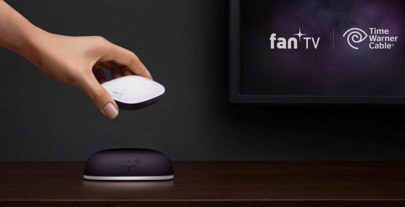 Fan TV hits Time Warner Cable to blend live and on-demand video