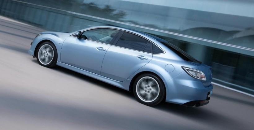 Mazda 6 sedans being recalled due to spider infestation, again