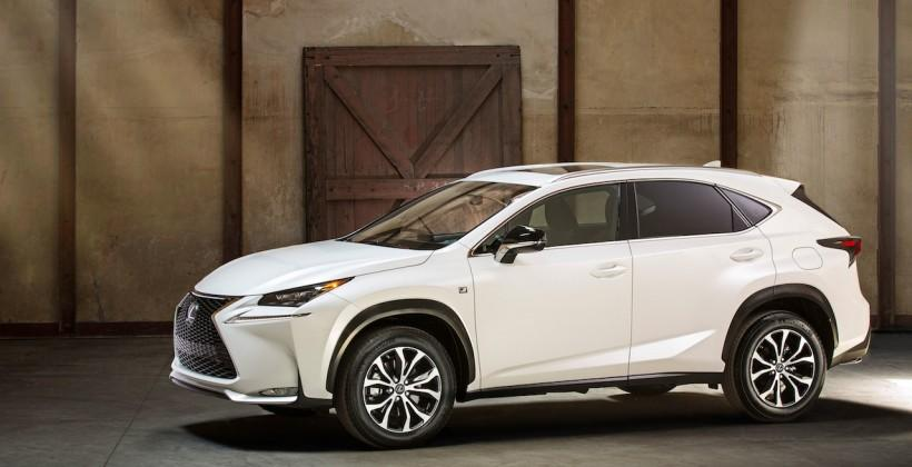 Lexus NX 200t compact crossover ushers in turbo engine