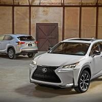 Lexus NX Compact Crossover to debut next week