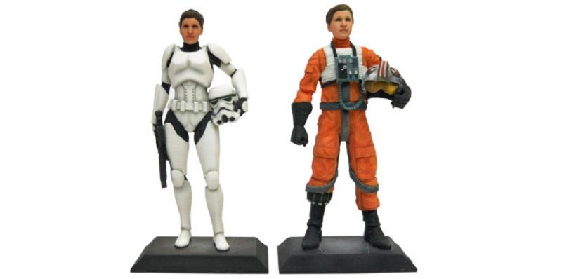 Star Wars D-Tech Me 3D prints fans into stormtroopers and