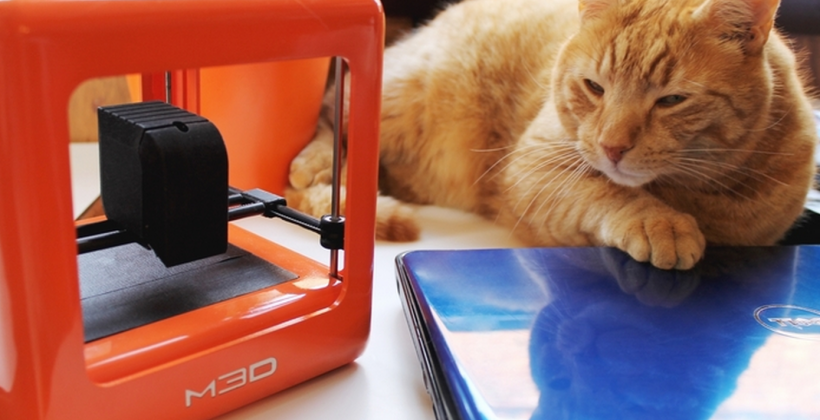 3D Printing gets personal as M3D gets hobby-friendly