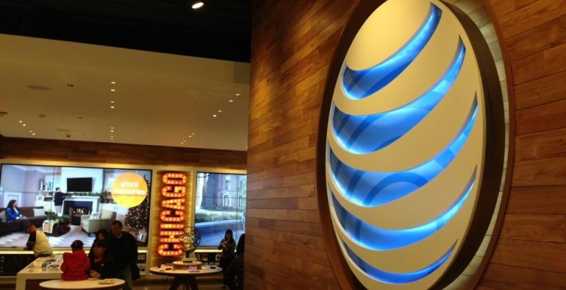 AT&T aiming for 4G LTE-based in-flight WiFi in 2015