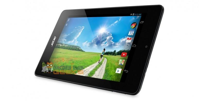 Acer Iconia B1-730 HD details leaked