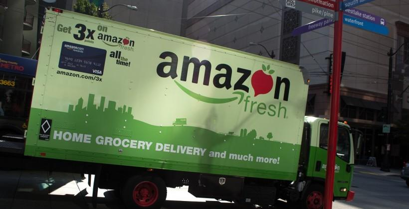 Amazon testing its own delivery service