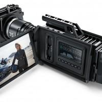Blackmagic URSA 4K camera features 10-inch flip-out display