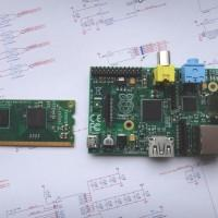 Raspberry Pi Compute Module shrinks to memory stick size