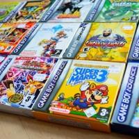 Five Nintendo GBA game trailers for the Wii U virtual console are out