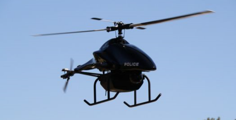 Police drone suffers malfunction, crashes in lake