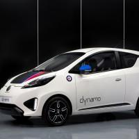 MG Dynamo electric vehicle concept goes on display
