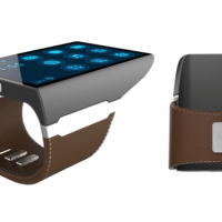 Rufus Cuff super-sized smartwatch hits funding goal